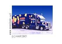Der HARIBO-Truck in Kassel - Ein Fest für Familien