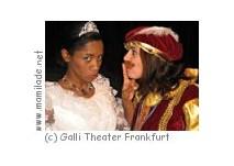 Kindergeburtstag im Galli Kindertheater in Frankfurt