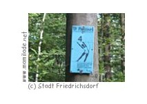 Trimm-Dich Pfad Friedrichsdorf