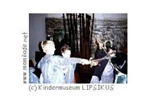 Kindergeburtstag im Stadtgeschichtlichen Museum  Leipzig