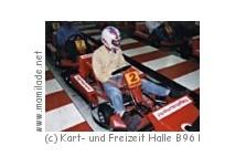 Kart- und Freizeit Halle B 96 Neubrandenburg