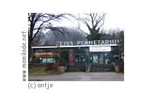 Planetarium am Insulaner und Wilhelm-Förster-Sternwarte in Berlin