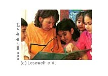 Vorlesestunden mit Lesewelt e.V.