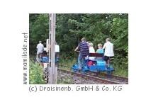 Draisinenbahn