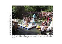 Flotte Notte - Das Wasserspektakel in Königs Wusterhausen