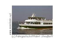 Fahrgastschiff MS Ostseebad Rerik