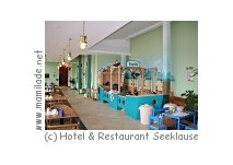 Hotel & Restaurant Seeklause in Trassenheide
