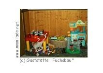 Gaststätte Fuchsbau in Jüterbog