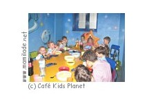 Café Kids Planet in Berlin