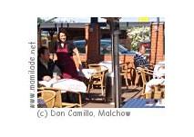 """Ristorante """"Don Camillo"""" in Malchow"""