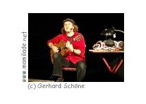 Kinderkonzert mit Gerhard Schöne