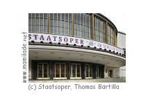 Staatsoper im Schillertheater Berlin