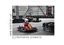 Kindergeburtstag im Motodrom Schwerin