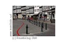 Der rote Faden in Hannover