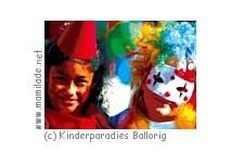 Kindergeburtstag im Kinderspielparadies Ballorig