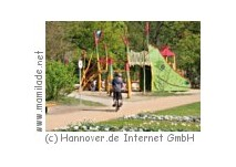 Spielplatz im Amtspark Burgwedel