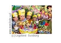 Kindergeburtstag im Legoland