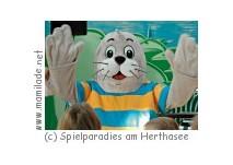Spielparadies am Herthasee