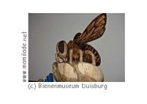 Das Bienenmuseum in Duisburg