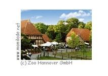 Meyers Hof im Zoo Hannover