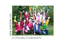 Nicoles Kinderparty
