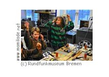 Kindergeburtstag im Rundfunkmuseum