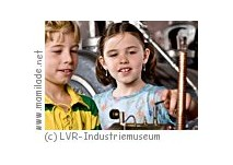 Kindergeburtstag im Industriemuseum