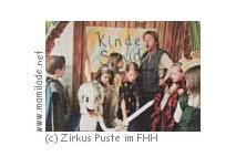 Zirkus Puste im Fritz-Henßler-Haus