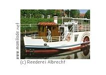 Raddampfer Concordia