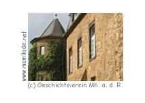 Schloss Broich in Mülheim
