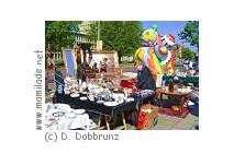 Flohmarkt in Hannover