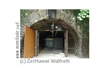 Der Zeittunnel in Wülfrath