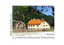 Holzknechtmuseum Ruhpolding