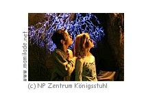 Nationalpark Zentrum Königsstuhl