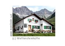 Wettersteinhütte Leutasch