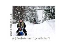 Naturrodelbahn Postwiesen