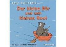 Kinderbuch Der kleine Bär und sein kleines Boot