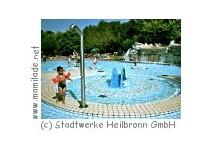 Freibad Gesundbrunnen in Heilbronn