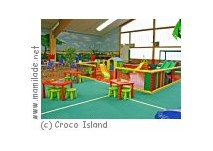 Kindergeburtstag im Indoorspielplatz Croco Island