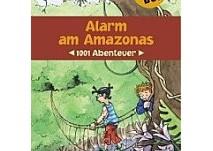 Kinderbuch Alarm am Amazonas