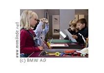 Kindergeburtstag in der BMW Welt
