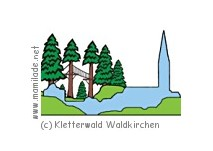Kletterwald Waldkirchen