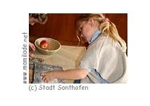 Kindergeburtstag im Heimathaus Sonthofen