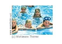 Kindergeburtstag in der Watzmann Therme