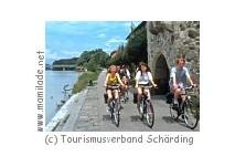 Rramtalweg-Radtour in Schärding