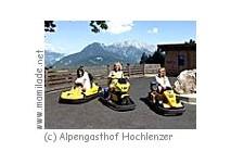 Familienspaß beim Hochlenzer in Berchtesgaden