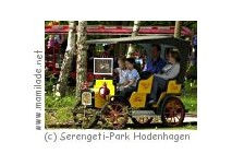 Freizeitpark Serengeti-Park Hodenhagen (c) Serengeti-Park Hodenhagen