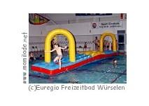 Aquana Euregio Kindergeburtstag