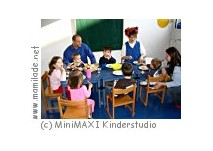 MiniMaxi Kinderstudio in Berlin
