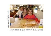 Kindergeburtstag in der Seidlvilla